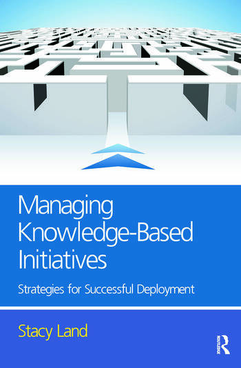 Managing Knowledge-Based Initiatives book cover