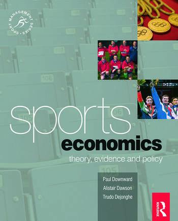 Sports Economics book cover