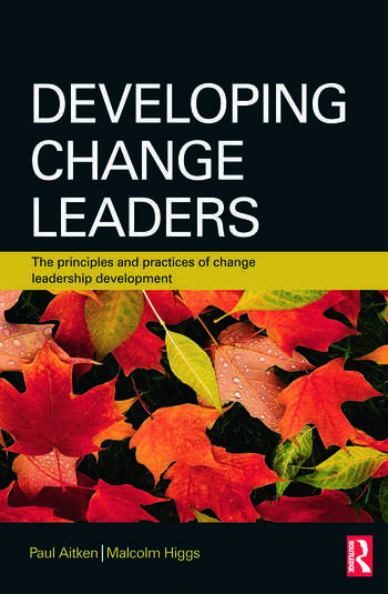 Developing Change Leaders book cover