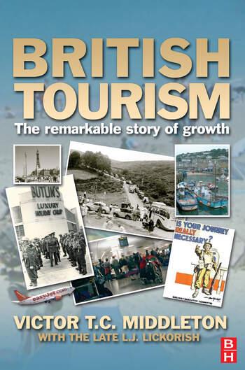 British Tourism book cover