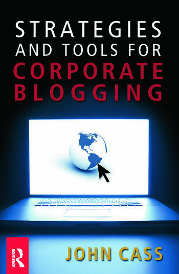 Strategies and Tools for Corporate Blogging book cover