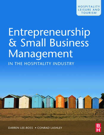 Entrepreneurship & Small Business Management in the Hospitality Industry book cover