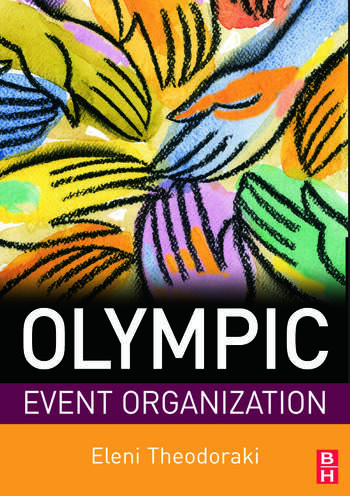Olympic Event Organization book cover