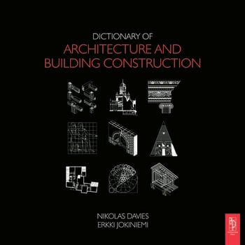 Dictionary of Architecture and Building Construction book cover