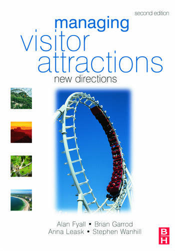 Managing Visitor Attractions book cover