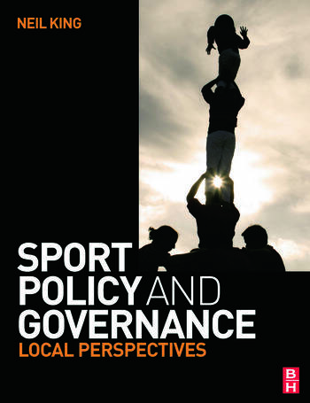 Sport Policy and Governance book cover