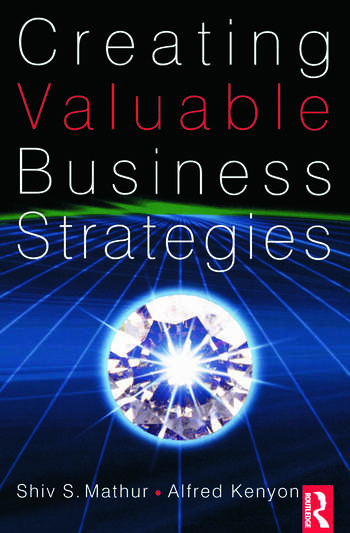 Creating Valuable Business Strategies book cover