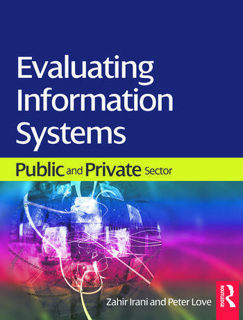 Evaluating Information Systems book cover