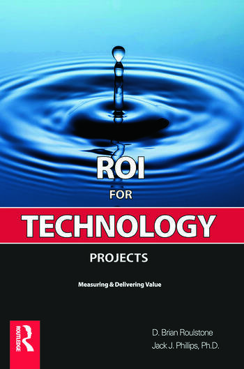 ROI for Technology Projects book cover