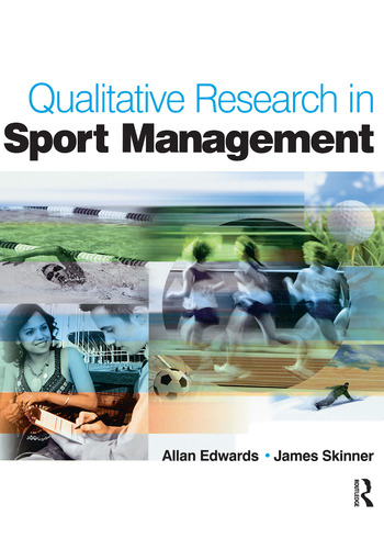 Qualitative Research in Sport Management book cover