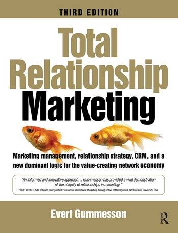 Total Relationship Marketing book cover