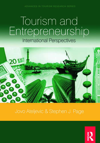 Tourism and Entrepreneurship book cover