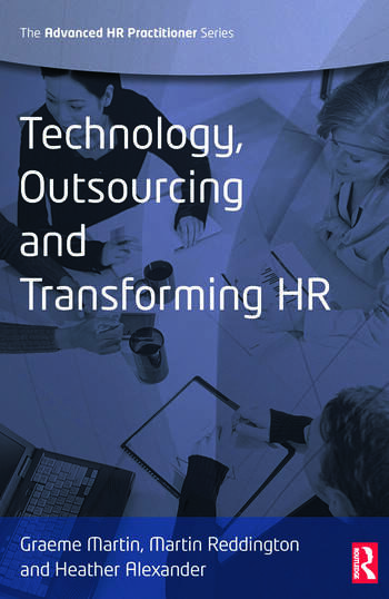 Technology, Outsourcing & Transforming HR book cover