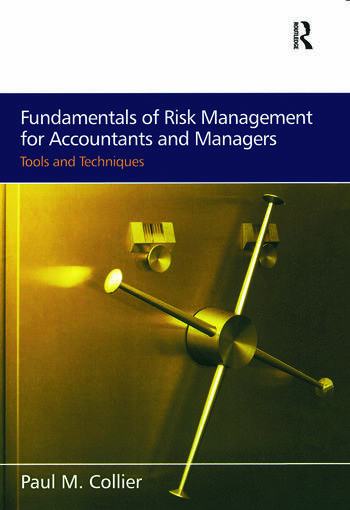 Fundamentals of Risk Management for Accountants and Managers book cover