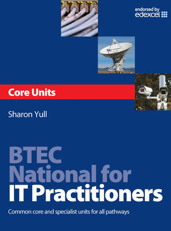 BTEC National for IT Practitioners: Core units book cover