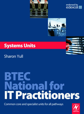BTEC National for IT Practitioners: Systems units book cover