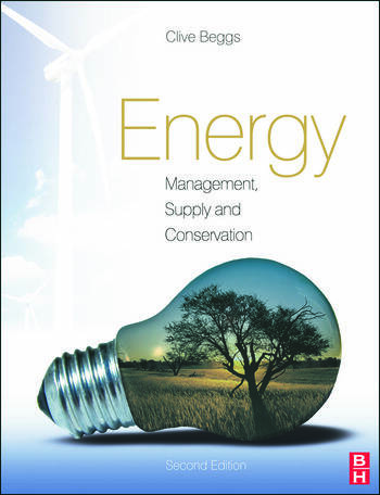 Energy: Management, Supply and Conservation book cover