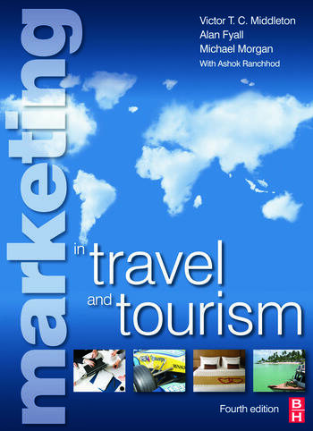 Marketing in Travel and Tourism book cover