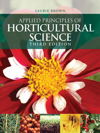 Applied Principles of Horticultural Science book cover
