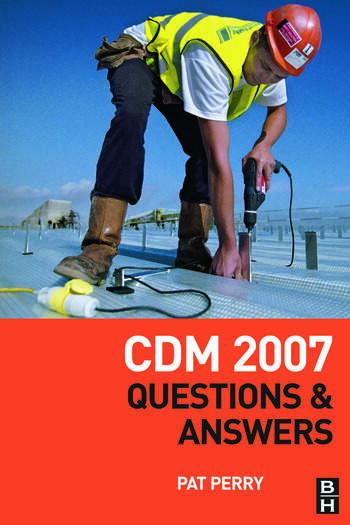 CDM 2007 book cover
