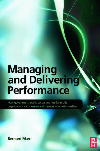 Managing and Delivering Performance book cover