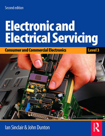 Electronic and Electrical Servicing - Level 3 , 2nd ed book cover