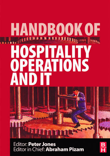 Handbook of Hospitality Operations and IT book cover