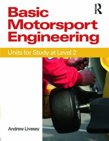 Basic Motorsport Engineering book cover