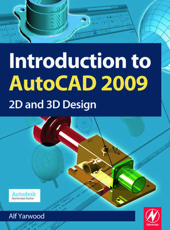 Introduction to AutoCAD 2009 book cover