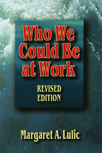 Who We Could Be at Work book cover