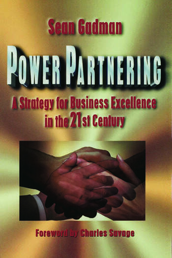 Power Partnering book cover