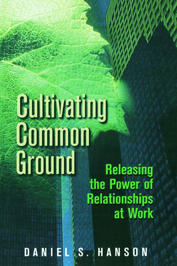 Cultivating Common Ground book cover
