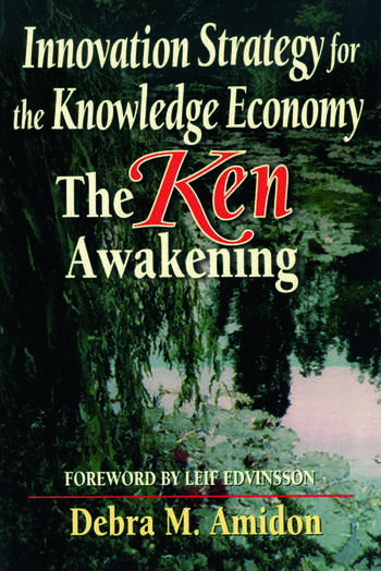 Innovation Strategy for the Knowledge Economy book cover