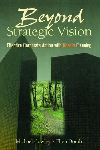 Beyond Strategic Vision book cover