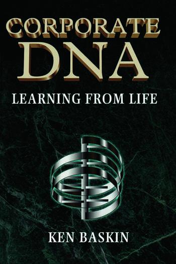 Corporate DNA book cover