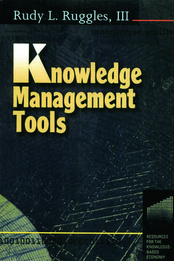 Knowledge Management Tools book cover