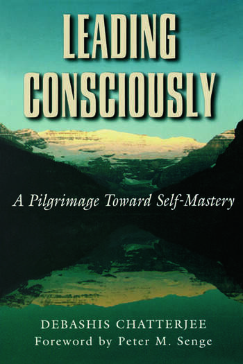 Leading Consciously book cover