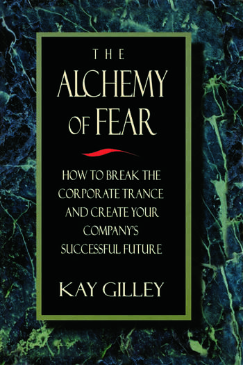 The Alchemy of Fear book cover