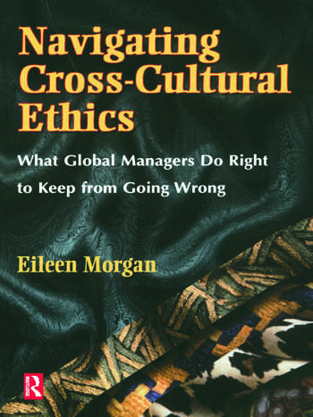 Navigating Cross-Cultural Ethics book cover