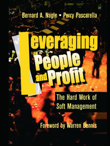 Leveraging People and Profit book cover