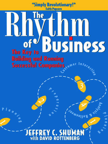 The Rhythm of Business book cover