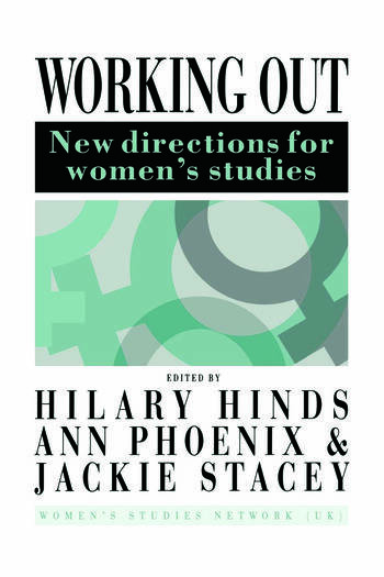 Working Out New Directions For Women's Studies book cover