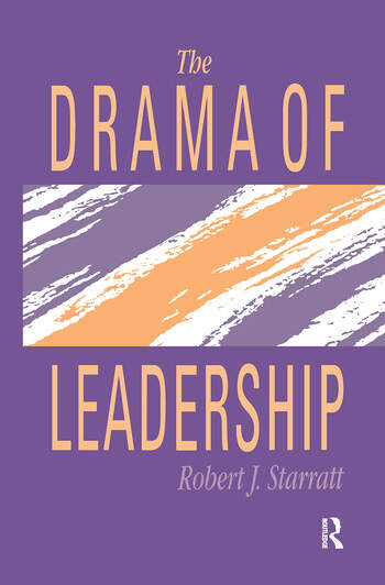 The Drama Of Leadership book cover