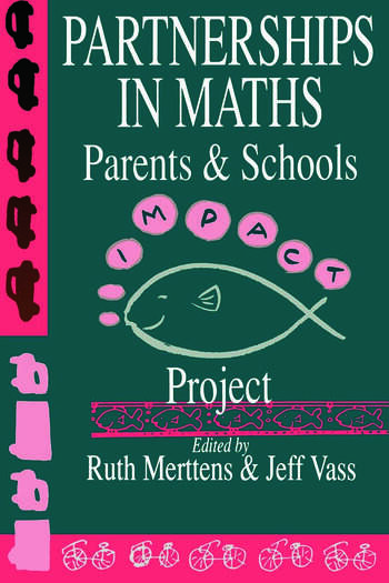 Partnership In Maths: Parents And Schools The Impact Project book cover