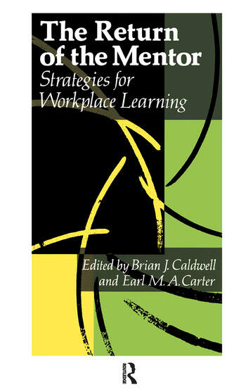 The Return Of The Mentor Strategies For Workplace Learning book cover