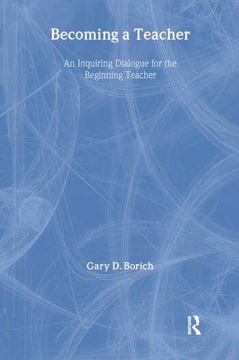 Becoming a Teacher book cover