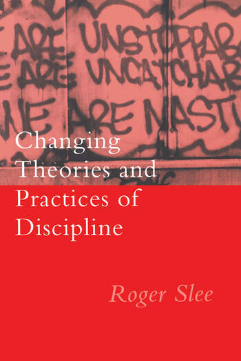 Changing Theories And Practices Of Discipline book cover