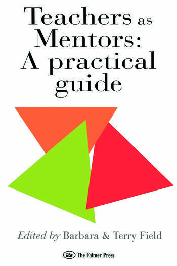 Teachers As Mentors A Practical Guide book cover