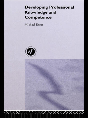 Developing Professional Knowledge And Competence book cover