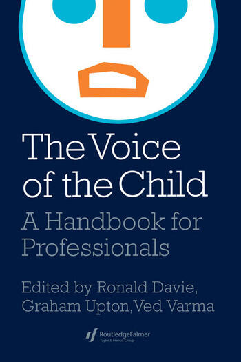 The Voice Of The Child A Handbook For Professionals book cover